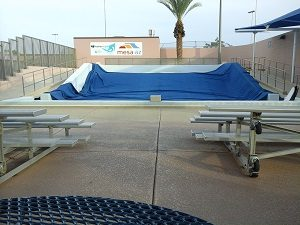 FlowRider Surfing in Arizona Forever Sabbatical Photo 1
