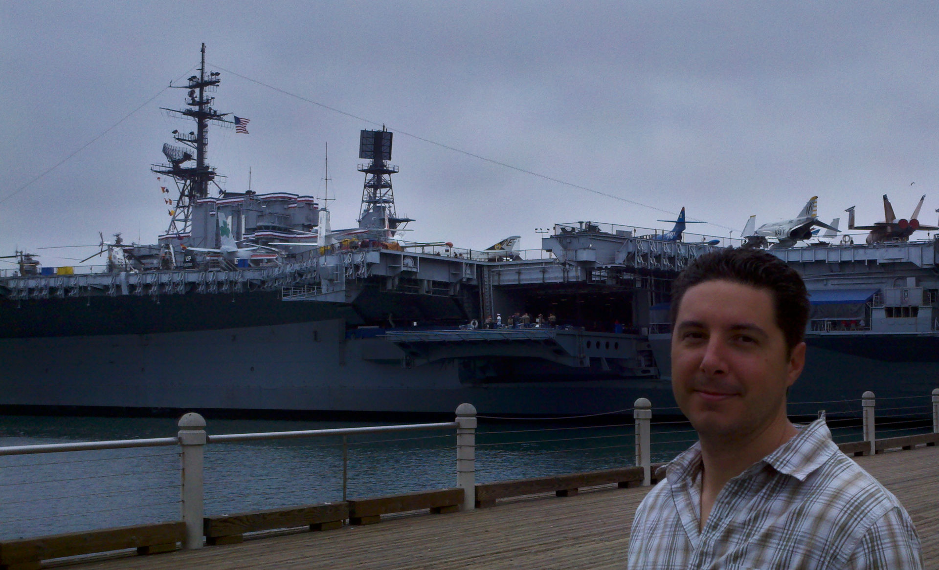 5 Tips for Visiting USS Midway Museum San Diego, California Controls aircraft carrier