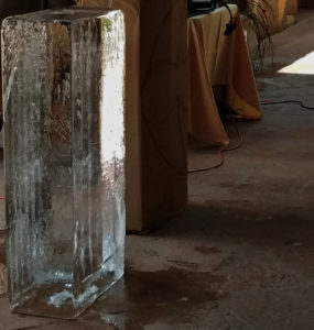 3 Safety Tips for Attending an Ice Sculpting Event Ice cube precut