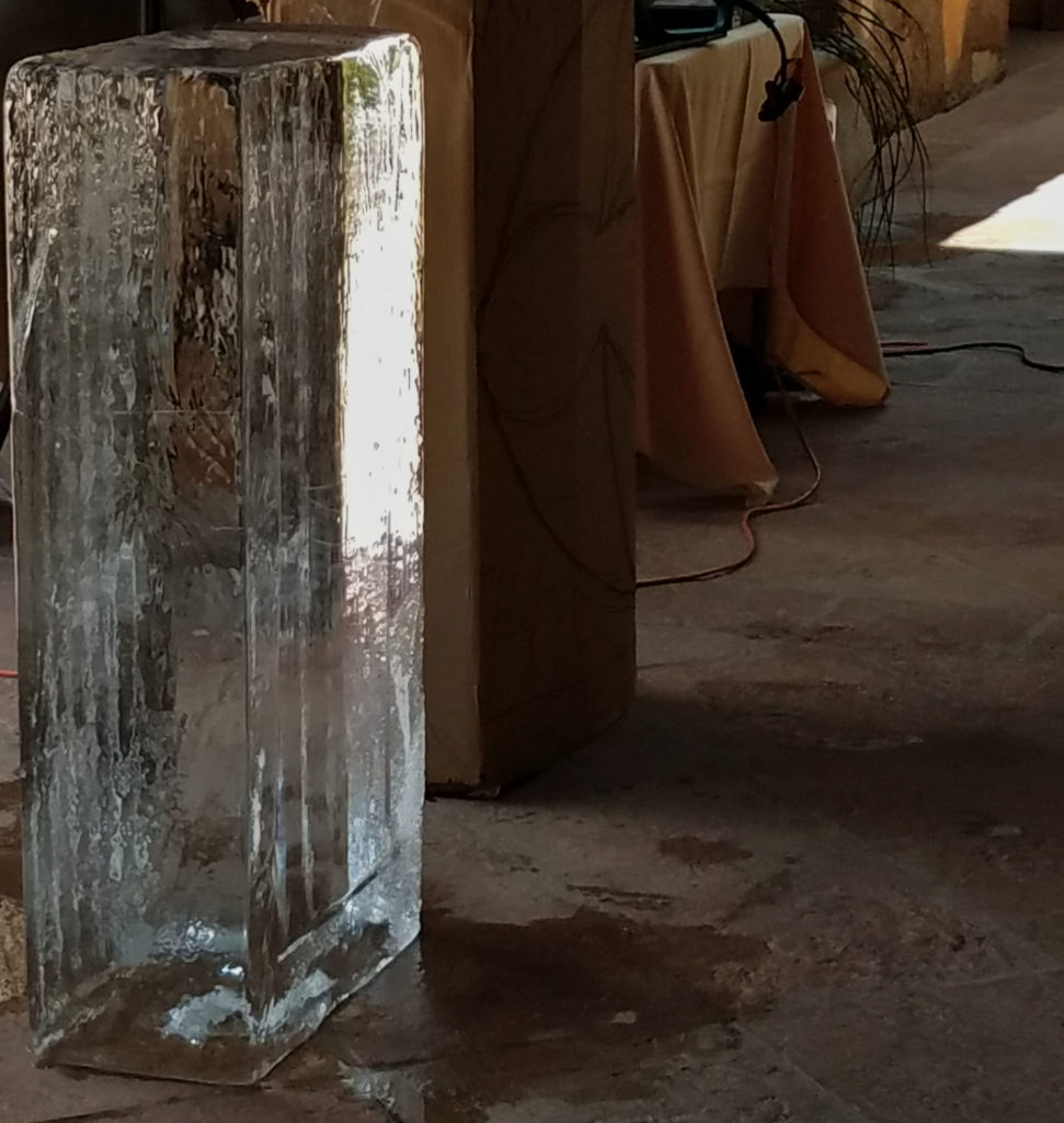 3 Safety Tips for Attending an Ice Sculpture Event Ice cube precut