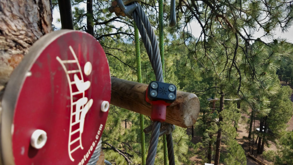 5 Tips for Arizona Zip Line Adventure 3 Courses Ladders