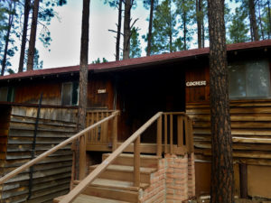 Becoming an Outdoors Woman (BOW) in Arizona September Camp Day 1 Bunk house