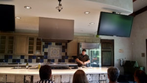 Appetizer Cooking Demonstration Event in San Tan Valley Chef