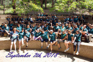 Becoming an Outdoors Woman in Arizona September 2018 Camp Overview silly group pic web