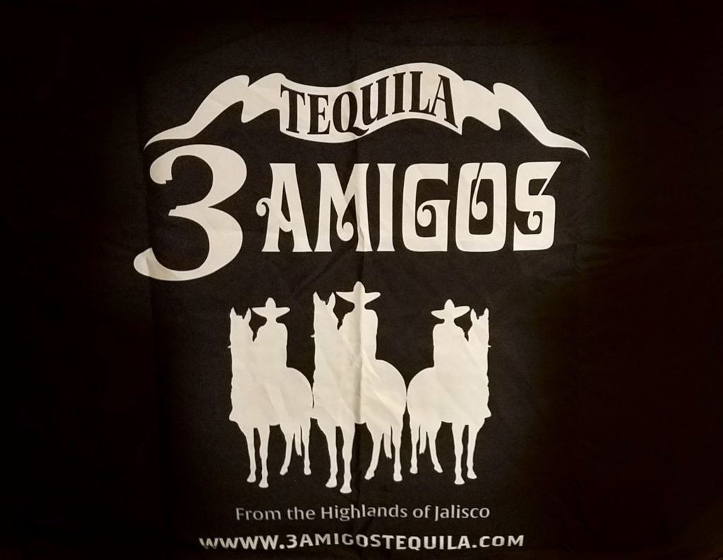 3 Amigos Tequila Tasting company Forever Sabbatical
