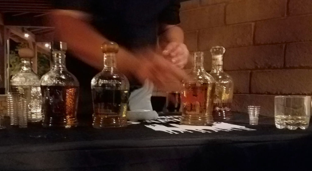 3 Amigos Tequila Tasting table Forever Sabbatical