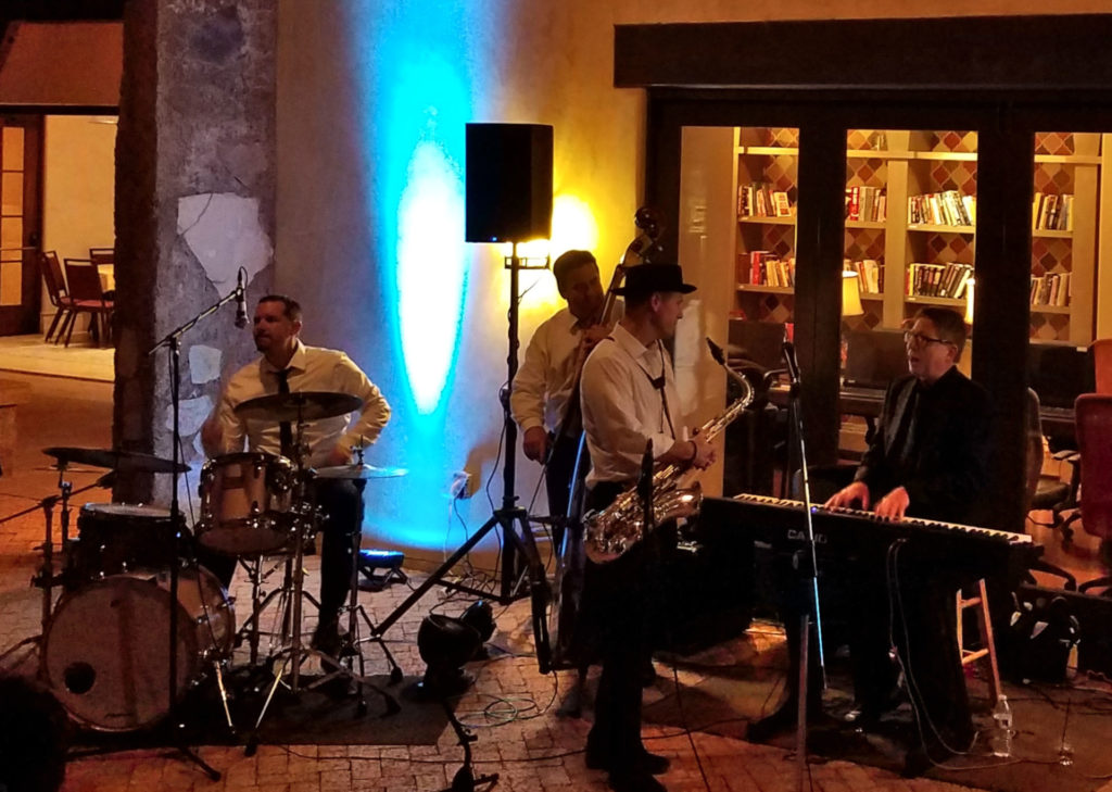 My Trilogy Life Magazine Release Party band