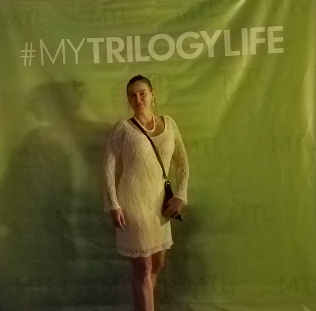 My Trilogy Life Magazine Release Party poster