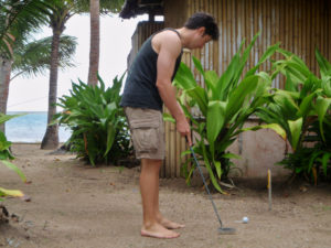 Top 11 Activities to do in Fiji Boating Putt putt golf