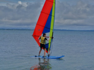 Top 11 Activities to do in Fiji Boating Wind surfing