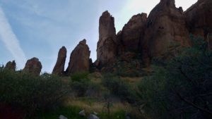 11 Photographs that Will Cause you to Hike Treasure Loop Trail entrance view (2)