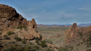11 Photographs that Will Cause you to Hike Treasure Loop Trail entrance view (7)