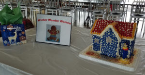 Gingerbread House Build-Off Event houses (4)
