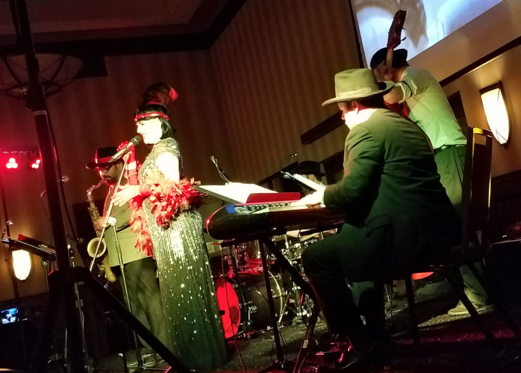 New Year Eve - The Speakeasy Jazz Band