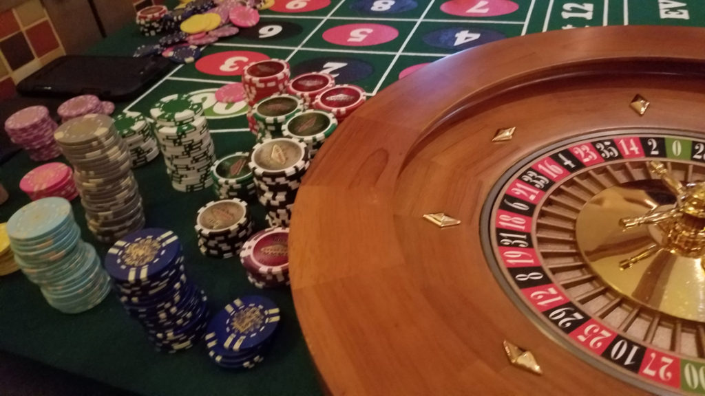 New Year Eve - The Speakeasy casino tables (1)