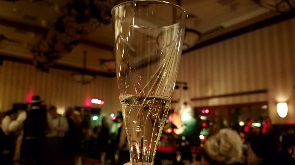 New Year Eve - The Speakeasy champain