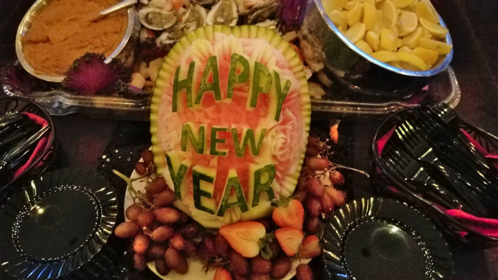 New Year Eve - The Speakeasy food (3)