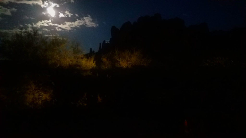 full moon 2 Full Moon Hike Forever Sabbatical