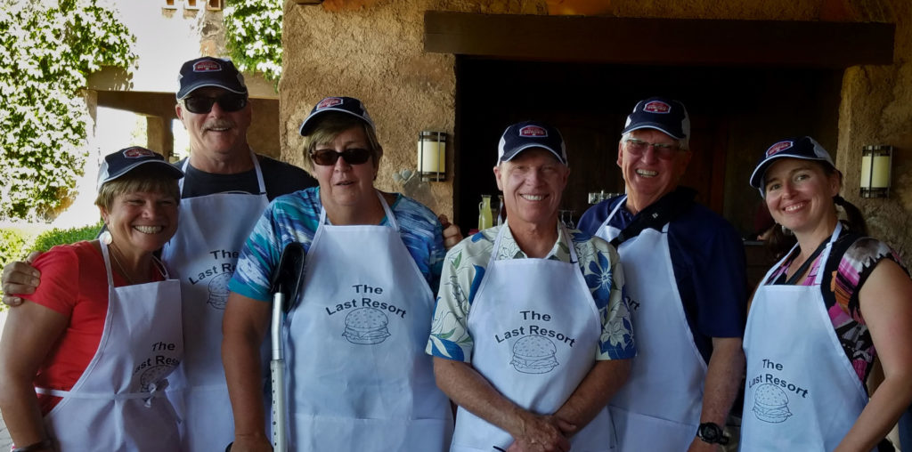 Build a Better Burger Competition - San Tan Valley, AZ team
