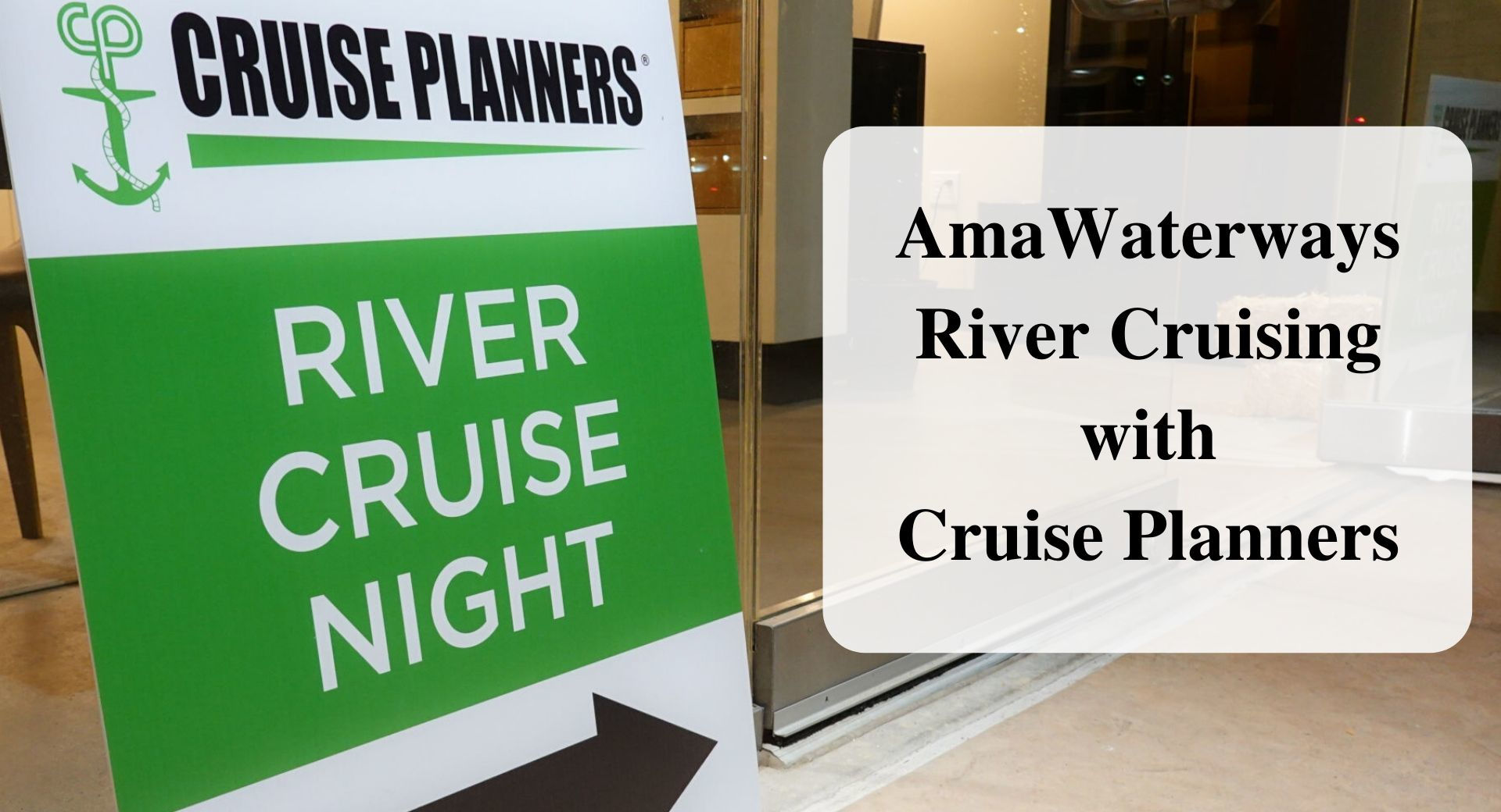 AmaWaterways River Cruising with Cruise Planners Forever sabbatical