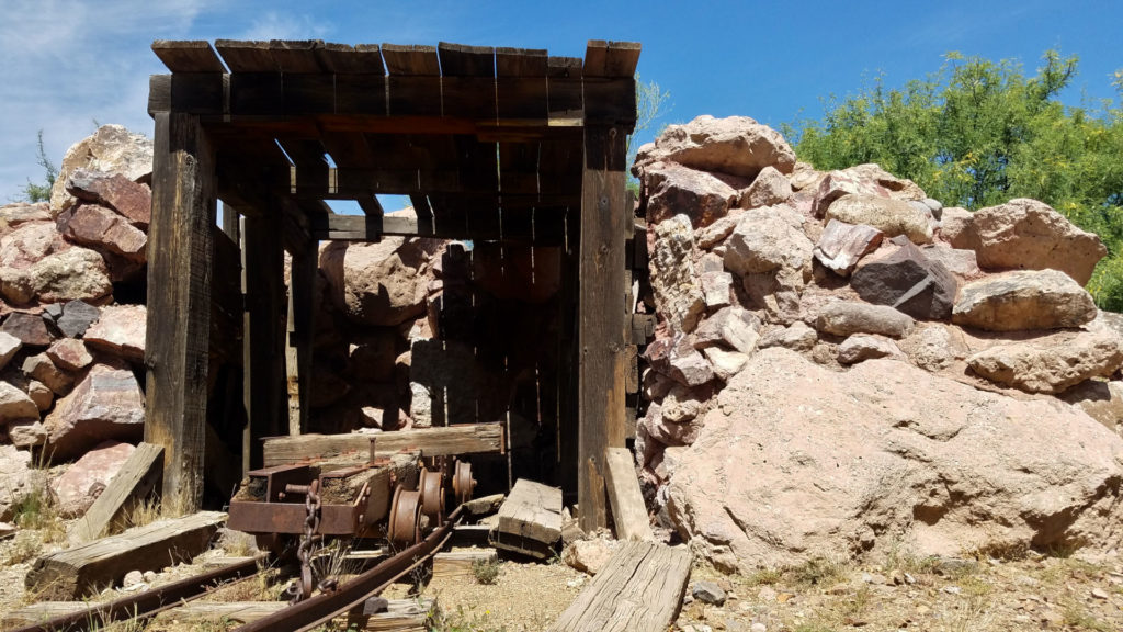 mine Superior Arizona History Trail, Forever sabbatical