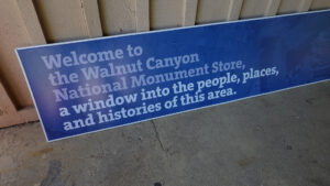 Welcome Walnut Canyon, Forever Sabbatical