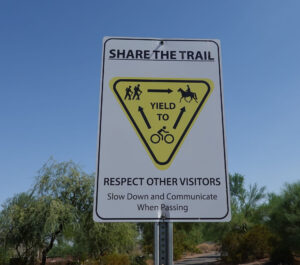 rules Queen Creek Wash Trail Forever Sabbatical