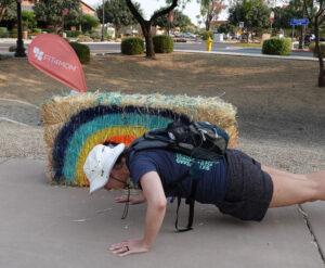 pushup, Hay, Forever sabbatical